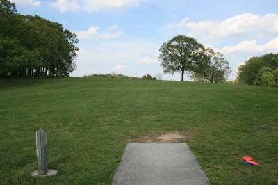 Lenora Park, Main course, Hole 12 Tee pad