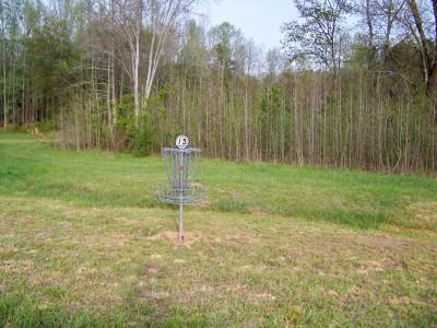 J.P. Moseley Park, Main course, Hole 15 Alternate pin