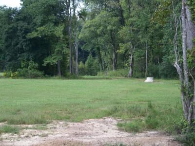 J.P. Moseley Park, Main course, Hole 8 Midrange approach