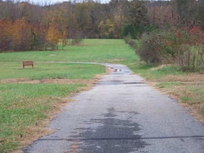 J.P. Moseley Park, Main course, Hole 13 Long tee pad