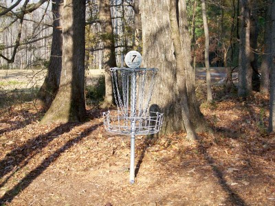 J.P. Moseley Park, Main course, Hole 7 Alternate pin