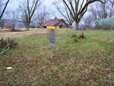Hawk's Grove, Main course, Hole 3 Putt