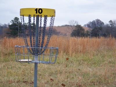 Hawk's Grove, Main course, Hole 10 Putt