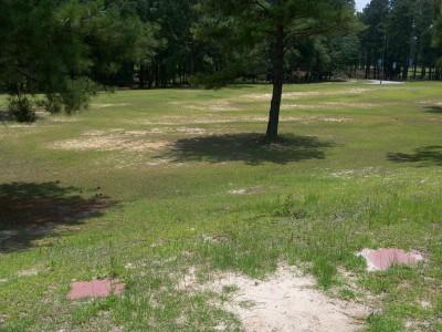 East Georgia College, Main course, Hole 9 Tee pad
