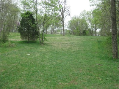 Hobson Grove Park, Main course, Hole 2 Midrange approach