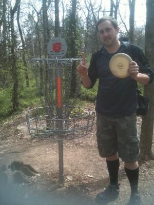 Preston Miller Water Park, Main course, Hole 6