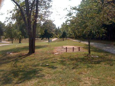 White Park, Main course, Hole 10 Tee pad