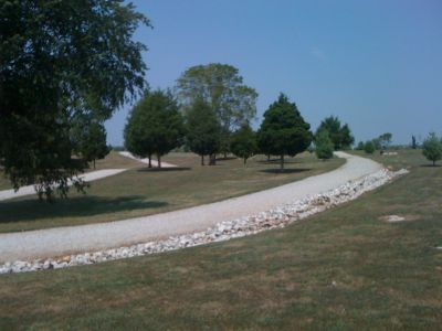 White Park, Main course, Hole 14 Tee pad