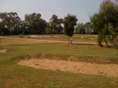 White Park, Main course, Hole 18 Short approach