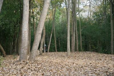 Bandemer Park, Bandemer, Hole 5 Midrange approach