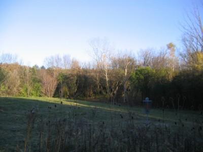 Bandemer Park, Bandemer, Hole 7 Reverse (back up the fairway)