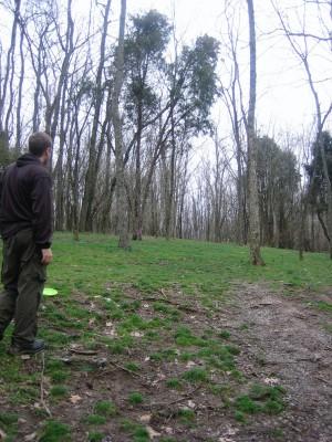 Idlewild, Main course, Hole 5 Long approach