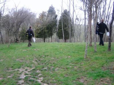 Idlewild, Main course, Hole 7 Midrange approach