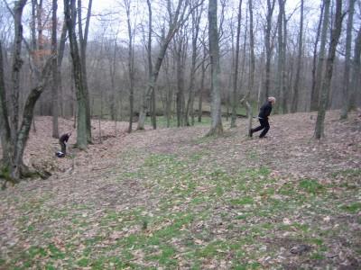 Idlewild, Main course, Hole 14 Long approach