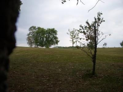 Idlewild, Main course, Hole 4 Long approach