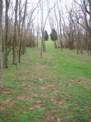 Idlewild, Main course, Hole 18 Long approach