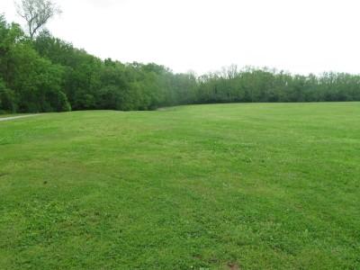 Veterans Park, Main course, Hole 7 Tee pad