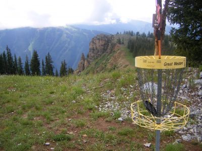 Aspen Mountain, Main course, Hole 11 Putt