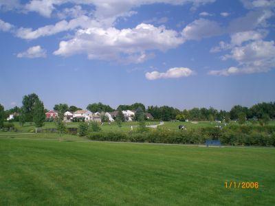 Exposition Park, Main course, Hole 17 Midrange approach