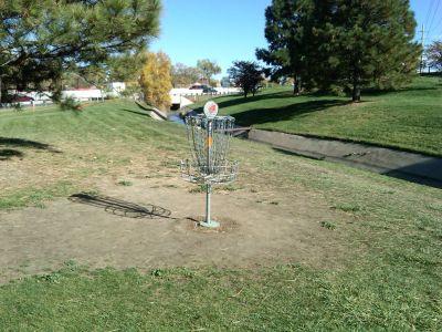 Interlocken (East Park), Main course, Hole 4 Putt