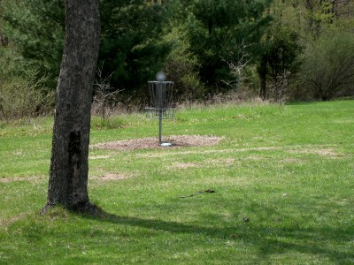 Hudson Mills Metropark, Monster course, Hole 8 Putt