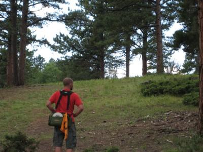 Beaver Ranch, Main course, Hole 4 Midrange approach