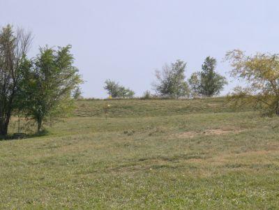 Camenisch Park, Badlands, Hole 7 Long approach