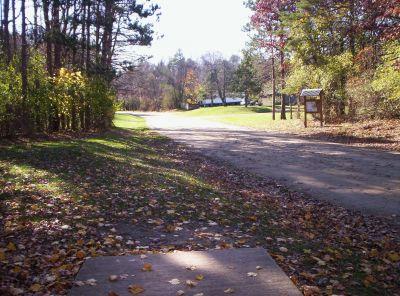 Kimball Pines, Main course, Hole 12 Tee pad