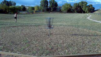 Edora Park, Main course, Hole 16 Putt