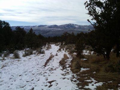 Colorado Mountain College, Glenwood, Main course, Hole 10 Tee pad