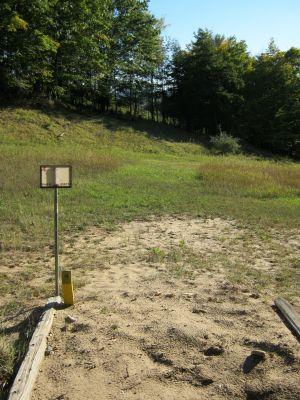 Shanty Creek, Main course, Hole 4 Tee pad