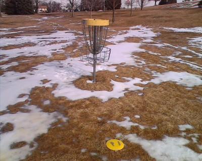 University of N. Colorado, Main course, Hole 7 Putt