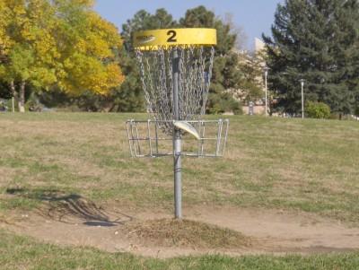University of N. Colorado, Main course, Hole 2 Putt