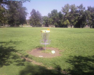 University of N. Colorado, Main course, Hole 5 Putt