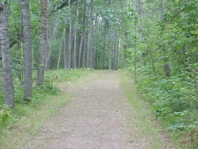 Northend Riverside Park, East course, Hole 16 Long tee pad