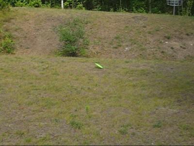 Northend Riverside Park, East course, Hole 3 Putt
