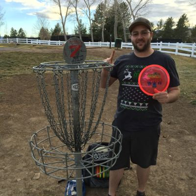 Ken Caryl DGC, Main course, Hole 7 Putt