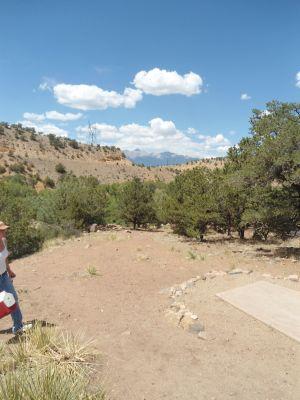 Poncha Springs, Main course, Hole 3 Tee pad