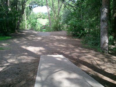 Pueblo City Park, Main course, Hole 13 Long tee pad