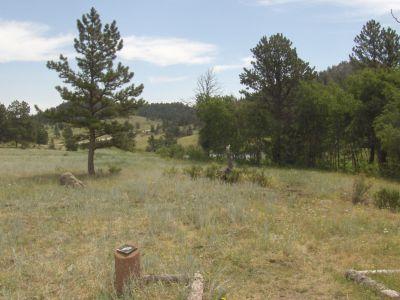 Sundance Trail Ranch, Main course, Hole 8 Tee pad
