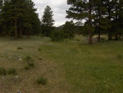 Sundance Trail Ranch, Main course, Hole 1