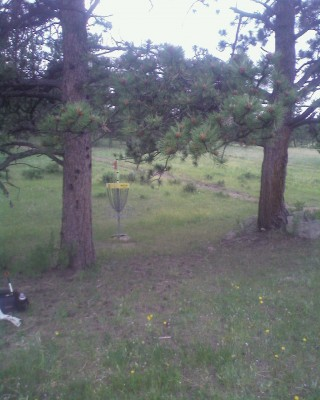 Sundance Trail Ranch, Main course, Hole 1 Putt