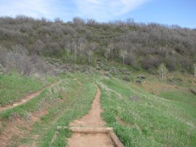Hillside at CMC, Main course, Hole 2 Tee pad