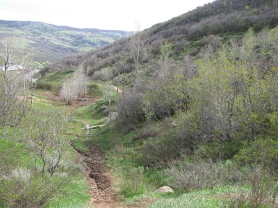 Hillside at CMC, Main course, Hole 9 Tee pad