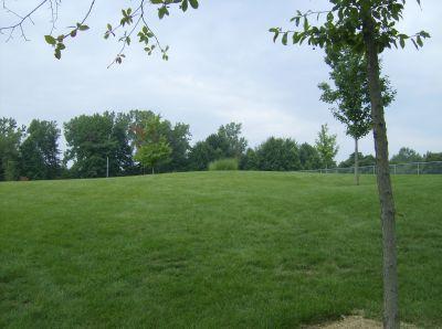 Lake Township Park, Main course, Hole 16 Long approach