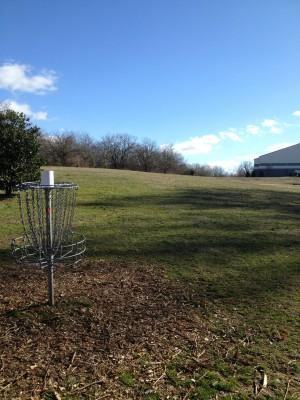 Crockett Park, Main course, Hole 5 Putt