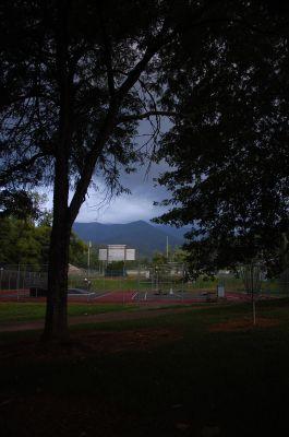 Mills Park, Main course, Hole 6 Putt