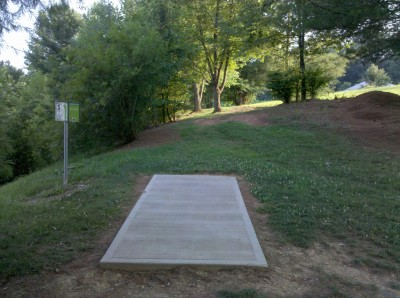 Mills Park, Main course, Hole 5