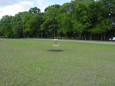 Sanders Ferry Park, Main course, Hole 8 Midrange approach