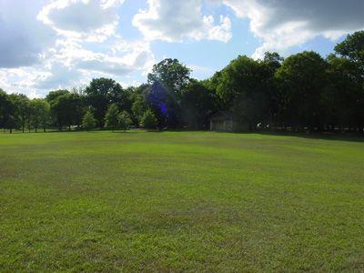 Sanders Ferry Park, Main course, Hole 9 Midrange approach